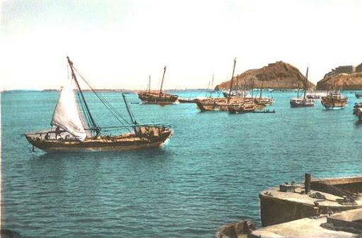 أنواع السفن