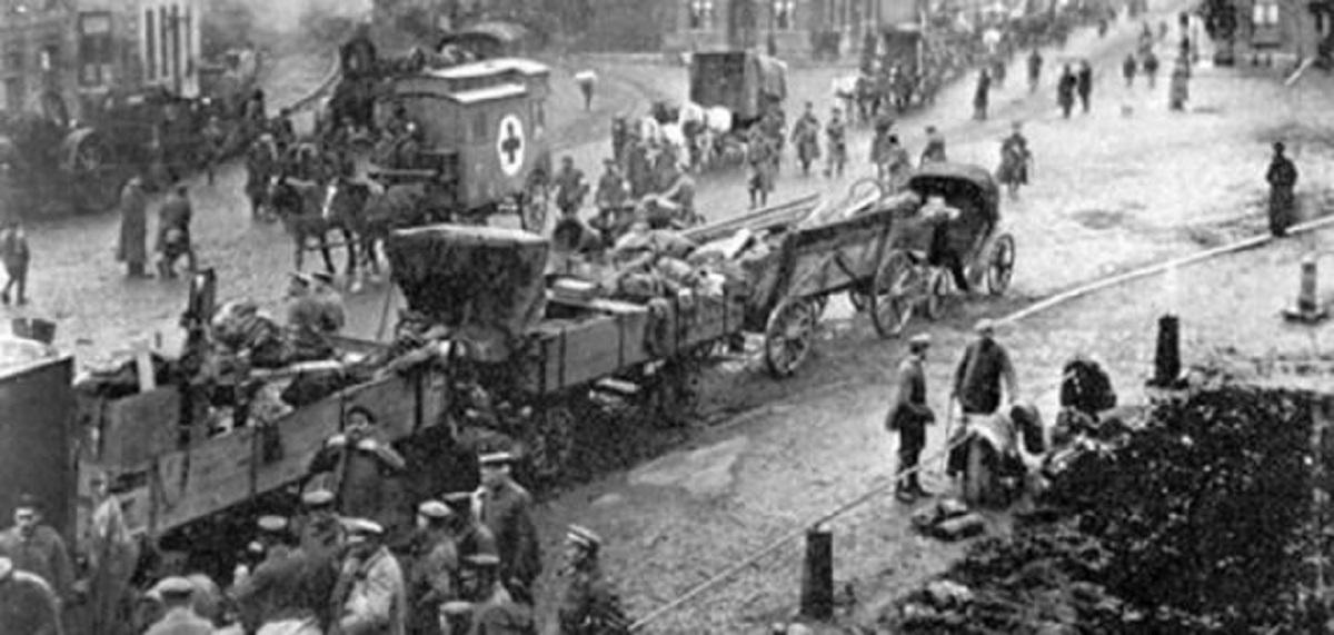 أسباب إندلاع الحرب العالمية الأولى