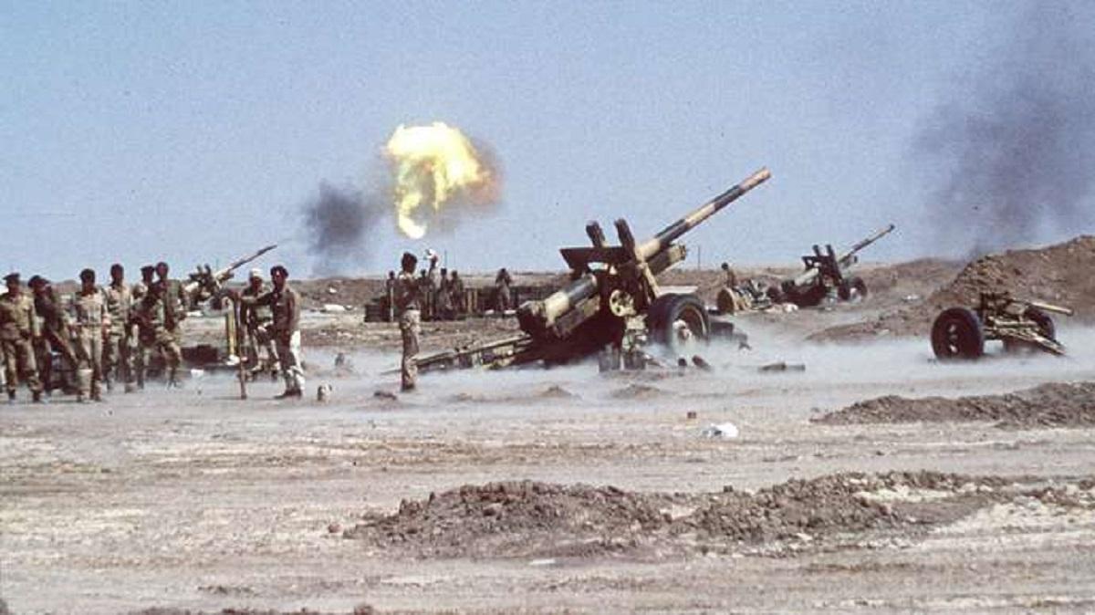 الغزو العراقي لإيران (1980